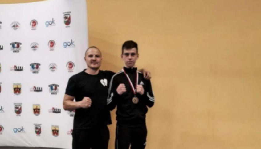 Bokser Galicji z medalem MMM 2021